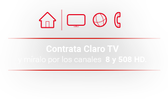 Contrata Claro TV