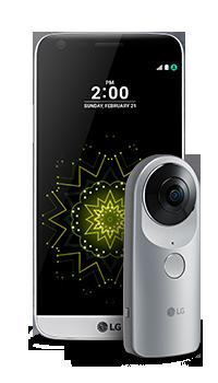 LG G5 SE + Cámara LG 360