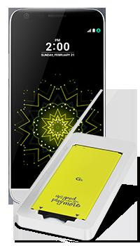 LG G5 SE + Charging Kit