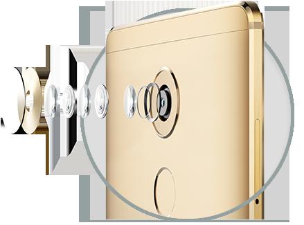 Huawei mate p8 memoria interna
